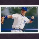 1993 Upper Deck Baseball #386 Rico Brogna - Detroit Tigers