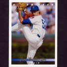 1993 Upper Deck Baseball #379 Jim Bullinger - Chicago Cubs