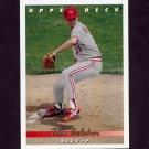 1993 Upper Deck Baseball #368 Tim Belcher - Cincinnati Reds