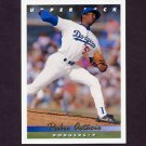 1993 Upper Deck Baseball #367 Pedro Astacio - Los Angeles Dodgers