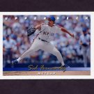 1993 Upper Deck Baseball #361 Sid Fernandez - New York Mets