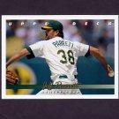 1993 Upper Deck Baseball #311 Jeff Parrett - Oakland A's