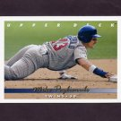 1993 Upper Deck Baseball #306 Mike Pagliarulo - Minnesota Twins
