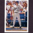 1993 Upper Deck Baseball #295 Kevin Seitzer - Milwaukee Brewers