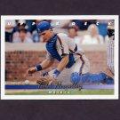 1993 Upper Deck Baseball #293 Todd Hundley - New York Mets