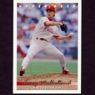 1993 Upper Deck Baseball #279 Terry Mulholland - Philadelphia Phillies
