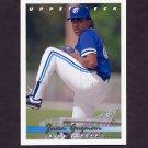1993 Upper Deck Baseball #266 Juan Guzman - Toronto Blue Jays