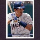 1993 Upper Deck Baseball #258 Darrin Jackson - San Diego Padres