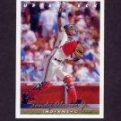 1993 Upper Deck Baseball #255 Sandy Alomar Jr. - Cleveland Indians