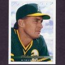 1993 Upper Deck Baseball #182 Mike Moore - Oakland A's