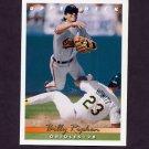 1993 Upper Deck Baseball #181 Billy Ripken - Baltimore Orioles