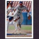 1993 Upper Deck Baseball #174 Carlos Baerga - Cleveland Indians