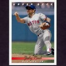 1993 Upper Deck Baseball #096 Jody Reed - Boston Red Sox