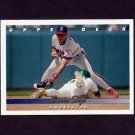 1993 Upper Deck Baseball #094 Luis Sojo - California Angels
