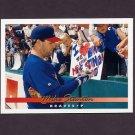 1993 Upper Deck Baseball #090 Mike Stanton - Atlanta Braves
