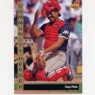 1993 Upper Deck Baseball #033 Tony Pena CH - Boston Red Sox