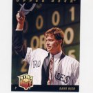 1993 Upper Deck Baseball #027 David Nied - Colorado Rockies