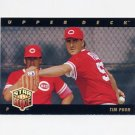 1993 Upper Deck Baseball #026 Tim Pugh RC - Cincinnati Reds