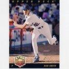 1993 Upper Deck Baseball #007 Dan Smith - Texas Rangers