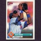 1993 Donruss Baseball #780 Alex Arias - Florida Marlins