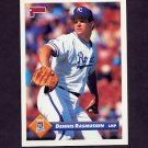 1993 Donruss Baseball #778 Dennis Rasmussen - Kansas City Royals