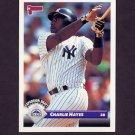 1993 Donruss Baseball #776 Charlie Hayes - Colorado Rockies