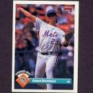 1993 Donruss Baseball #747 Chris Donnels - Florida Marlins