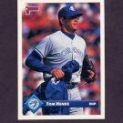 1993 Donruss Baseball #723 Tom Henke - Toronto Blue Jays