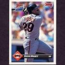 1993 Donruss Baseball #704 Steve Hosey - San Francisco Giants