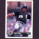 1993 Donruss Baseball #697 Joey Cora - Chicago White Sox