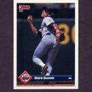 1993 Donruss Baseball #633 Greg Gagne - Minnesota Twins