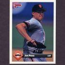 1993 Donruss Baseball #628 Jim Pena - San Francisco Giants