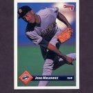 1993 Donruss Baseball #626 Jose Melendez - San Diego Padres