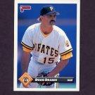 1993 Donruss Baseball #622 Doug Drabek - Pittsburgh Pirates