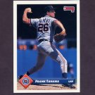 1993 Donruss Baseball #599 Frank Tanana - Detroit Tigers