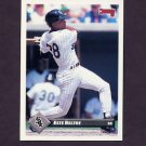 1993 Donruss Baseball #595 Esteban Beltre - Chicago White Sox