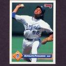 1993 Donruss Baseball #571 Hipolito Pichardo - Kansas City Royals