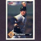 1993 Donruss Baseball #570 Randy Tomlin - Pittsburgh Pirates