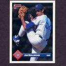 1993 Donruss Baseball #556 Jim Bullinger - Chicago Cubs