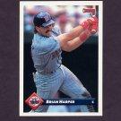 1993 Donruss Baseball #547 Brian Harper - Minnesota Twins