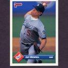 1993 Donruss Baseball #538 Jay Howell - Los Angeles Dodgers