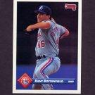 1993 Donruss Baseball #484 Kent Bottenfield - Montreal Expos