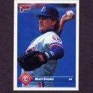 1993 Donruss Baseball #460 Matt Stairs - Montreal Expos