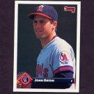 1993 Donruss Baseball #431 John Orton - California Angels