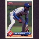 1993 Donruss Baseball #376 Jose Offerman - Los Angeles Dodgers
