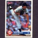 1993 Donruss Baseball #359 Jerry Nielsen - New York Yankees