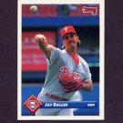 1993 Donruss Baseball #356 Jay Baller - Philadelphia Phillies