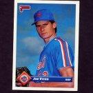 1993 Donruss Baseball #354 Joe Vitko - New York Mets