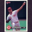 1993 Donruss Baseball #346 Chris Hammond - Cincinnati Reds