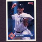1993 Donruss Baseball #335 Dave Haas - Detroit Tigers